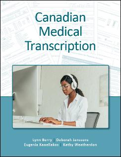 Canadian Medical Transcription